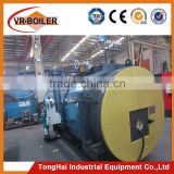 Gas electric power 18.1kw gas fire tube boiler