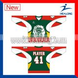 Sublimation Custom ice hockey dresses