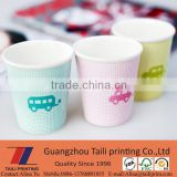Custom cheap 12 oz cold paper cup wholesale