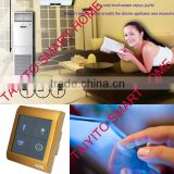 wireless heating thermostat smart Hotel Control System is smart home wireless from taiwan
