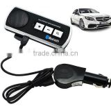 Wireless Bluetooth Handsfree Car Kit Clip Drive Talk Speaker