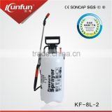 kaifeng factory supplier high quality battery electric power sprayer(1l-20l) pet bottle trigger sprayer a-1