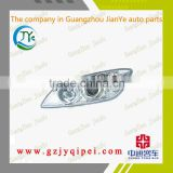 Auto spare parts size 560*250 zhongtong bus front light, best headlamps headlights
