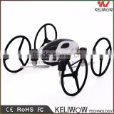 Small size rc drone helicopter quadcopter with 2.4Ghz Gyro frequency with long distance remote control