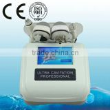 5-1 Ultrasonic Cavitation Tripolar Bipolar RF Fat Dissolve Machine