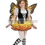 Kids Butterfly Fairy Tutu Princess Girls Fancy Dress Costume CC238