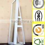 stand for floor all round rotatable full length jewelry mirror cabinet