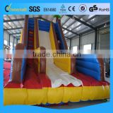 Excellent quality new arrival inflatable yacht slides