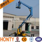 hydraulic telescopic towable cherry pickers for sale