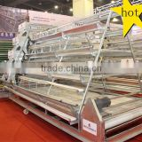 Labor saving automatic egg chicken cage for poultry farm                                                                                                         Supplier's Choice