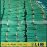 Blue/Green HDPE Construction Scaffolding Safety Net/Scaffolding Safety Net(Guangzhou Factory)