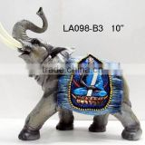 New products polyresin souvenirs elephant