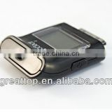LCD display breathalyzer alcohol tester for apple iphone 4S GT-ALT-40