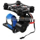 Phantom Gopro Brushless Camera Gimbal w/Motors &Controller for Aerial movie Y00045