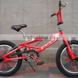 20 inch lastest design steel frame material fat tire many spoke childen BMX bicycle/bike