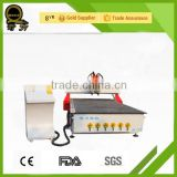QILI M25 pneumatic Tool changer wood processing wood carving machine cnc router made in china good machine