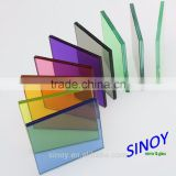 China 3mm - 12mm High Quality Clear Float Glass, Color Tinted Glass & Reflecitve Glass in stock sheet