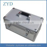 Diamond equipment box aluminum shakeproof ABS instrument case, ZYD-SY858
