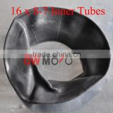 China manufactory of natural tyre flaps butyl rubber inner tubes 7 for sale