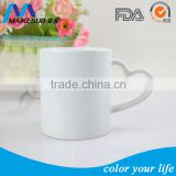 11oz white blank sublimation coated mug can print your logo                                                                         Quality Choice