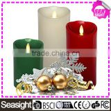 Led flameless candle wholesale, Real Wax flameless moving wick led candle                                                                         Quality Choice