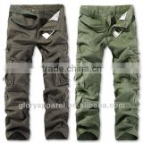 Men's name brand Men military cargo pants