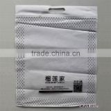 Excellent non-woven fabrics cloth and plastic packaging bag for home textiles