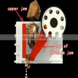 Durable but not expensive Big stone jaw crusher,jaw crusher small stone and medium stone jaw crusher                                                                         Quality Choice