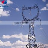 certificated electric power transmission angular tower