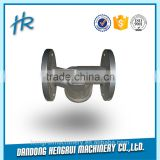 Professional custom brass ball valve body parts