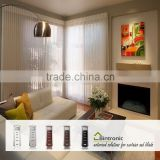 Bintronic Taiwan Micro Motor For Electric Curtain Motorized Vertical Blinds Metallic Vertical Blinds