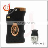 2016 New come !!!!incubus box mod replacement parts for incubus box mod come with baal v2 rda