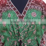 2015 latest ponchos various new printed styles for womens kaftan dresses