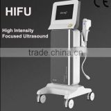 High Intensity Focused Ultrasound IBeauty 2015 Hifu Pain Free Facelift Machine/High Intensity Focused Ultrasound For Body Slimming High Frequency Machine For Acne