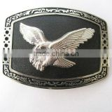 Decorative diamante eagle belt buckle