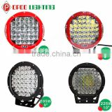 2015 hot 4x4 offroad car accessories 9 inch led driving spot lights 185 watt                                                                         Quality Choice