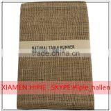 "12"" x 72"" Burlap Natural Jute Table Runner Premium Quality Wedding decor                                                                         Quality Choice"