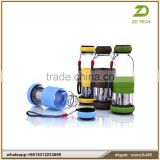 Wholesale Fancy Glass Water Bottle Infuser Custom Borosilicate Glass Water Bottle with Silicone Sleeve ZDS2009