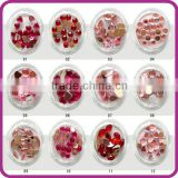 2014 High quality hot selling Acrylic power of nail art decoration 3D color nail gel