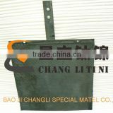 Baoji lead oxide titanium anode for water treatment