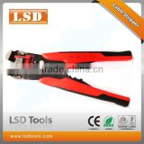 High quality electrical wire cable stripper,crimper, cutter three in one MULTI Tool plier LS -A328 hot sale