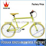 New design for fixed Fixe bike&fixed gear bike Popular on road F/R disc brake & attractive color &cheap price