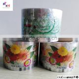 laser transfer film supplier in china good fastness non-toxic ink wholesale cheap heat process of plastic cup printing