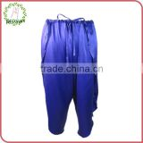ladies silk and satin nightwear purple satin pajamas of leisure wear