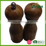 High quality hot selling eco-friendly bamboo wood spice grinder for sale