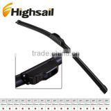 Hot selling silicone bosch wiper blades
