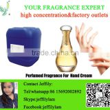 High concentration perfume fragrance used for hand cream making,good quality fragrance oil