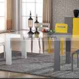 2015 latest modern marble dining table/ folding banquet table/ dining table made in vietnam