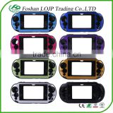 Colorful Aluminum Metal Skin Protective Cover Case for Sony PS Vita for PSV PCH-2000 hard case