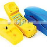 Children Plastic Telephone Toy on the play deck or Backyard playsets